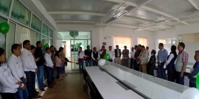 Inauguran oficinas en la representaci n estatal del for Oficina virtual medio rural