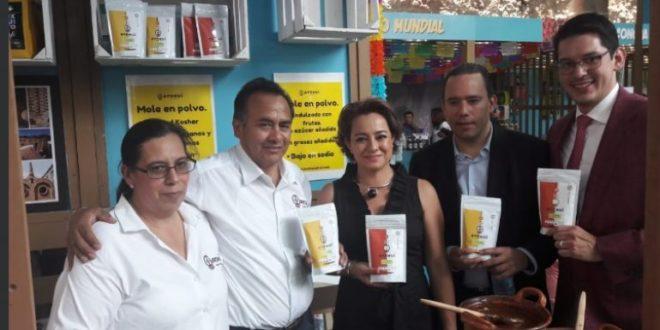 Venden mole artesanal de Tlaxcala en Amazon  llegará a Canadá y EU ... 76fca044501