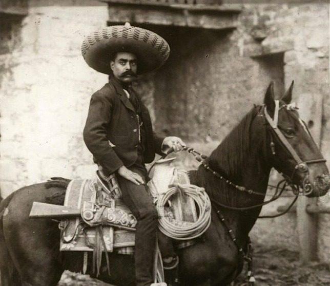 Resultado de imagen para revolucionarios a caballo