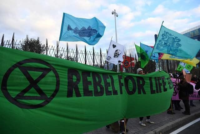 Hartazgo de jóvenes e indígenas por la inacción frente al cambio climático