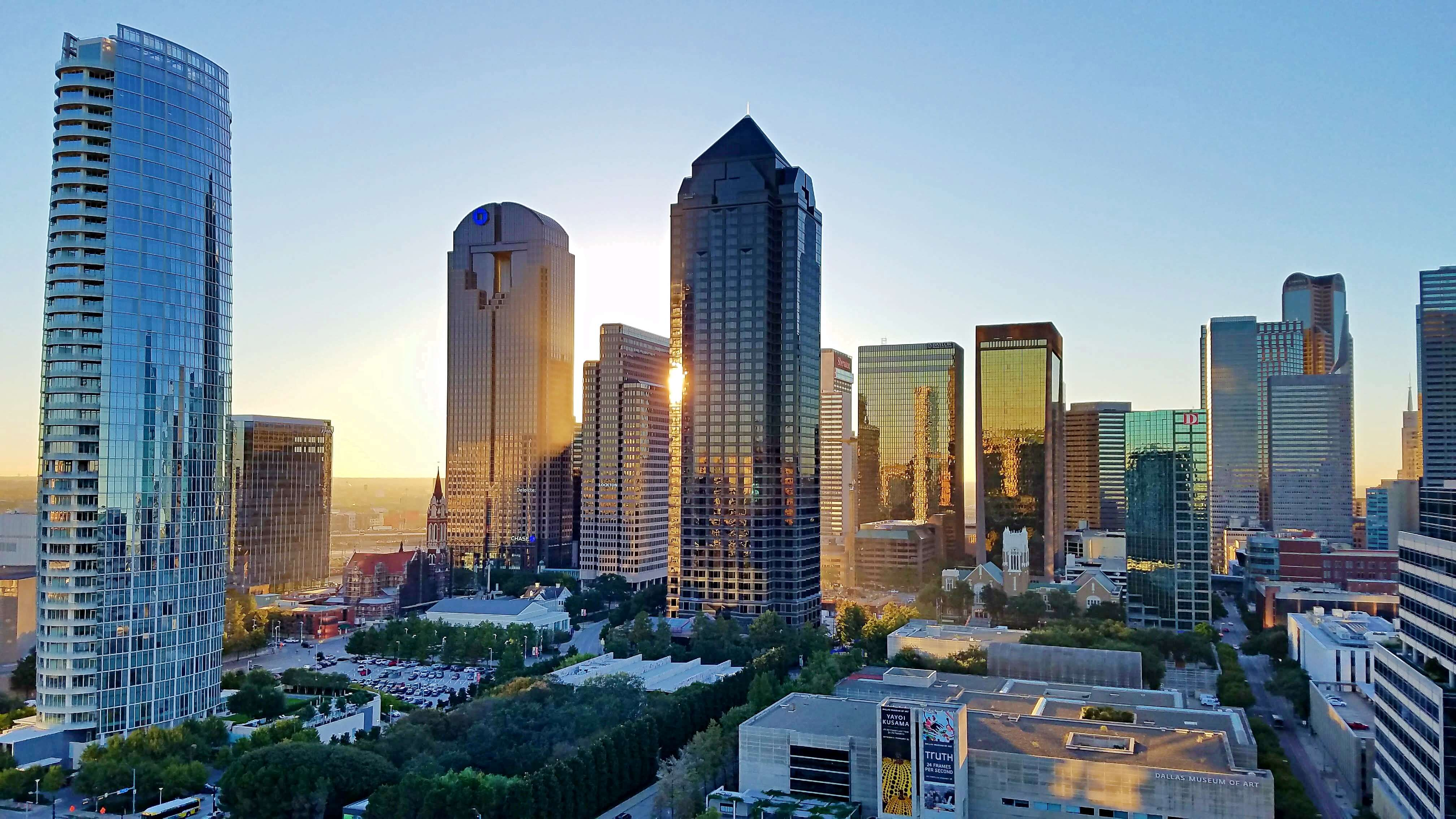 Best cities for grads Dallas