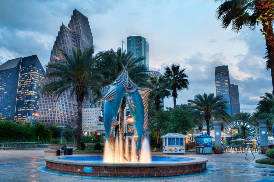Best cities for grads - Houston