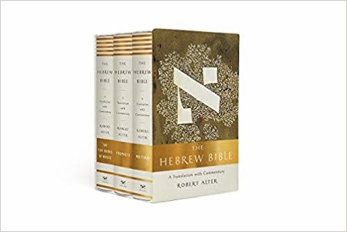 "<p>Robert Alter&#8217;s translation of <em>The Hebrew Bible. </em><span class=""caps"">W. W.</span> Norton <span class=""amp"">&amp;</span> Company,&nbsp;2018.</p>"