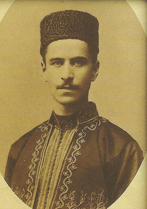 <p>Seraya Szapszal, Karaite Hakham of&nbsp;Vilna.</p>