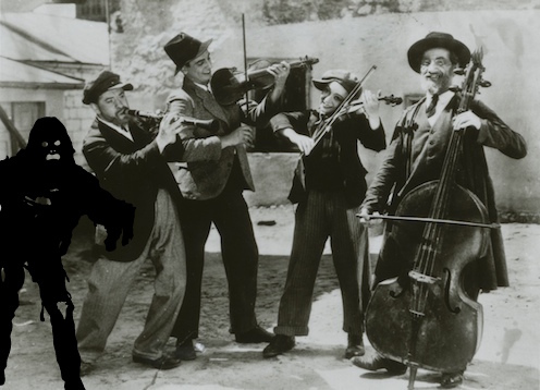 <p>The Revivification of Yiddish Music</p>