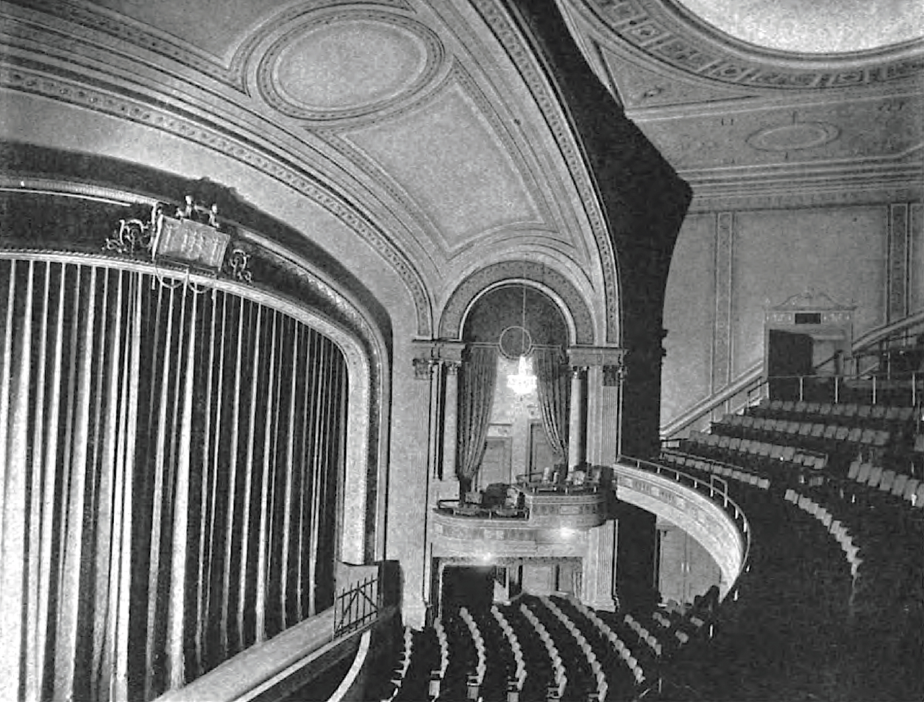 "<p><a href=""https://commons.wikimedia.org/wiki/File:Apollo_Theatre,_side_view_of_interior.jpg""></a></p><p>The inside of the Apol­lo The­atre on West <span class=""numbers"">42</span><sup class=""ordinal"">nd</sup> Street in New York City where the <a href=""https://maps.google.com/?q=1923+Broadway&amp;entry=gmail&amp;source=g""><span class=""numbers"">1923</span> Broad­way</a> stag­ing of <i>God of Vengeance </i>was shut down due to obscen­i­ty charges. Pho­to: from Eugene de Rosa's <i>Archi­tec­ture and Build­ing</i> via <a href=""https://commons.wikimedia.org/wiki/File:Apollo_Theatre,_side_view_of_interior.jpg"" target=""_blank"" data-saferedirecturl=""https://www.google.com/url?hl=en&amp;q=https://commons.wikimedia.org/wiki/File:Apollo_Theatre,_side_view_of_interior.jpg&amp;source=gmail&amp;ust=1512399453501000&amp;usg=AFQjCNHvHGit1heHeiq2E9vAkIA8C410EQ"">Wiki­me­dia Com­mons</a>.</p>"