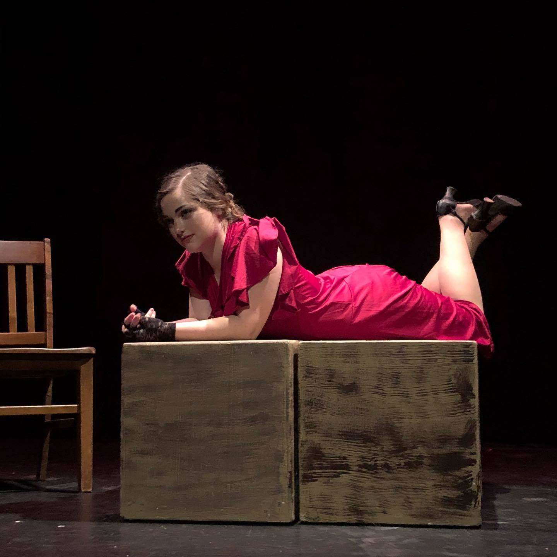 <p>Tessa Ramirez-Keough as&nbsp;Toiba</p>