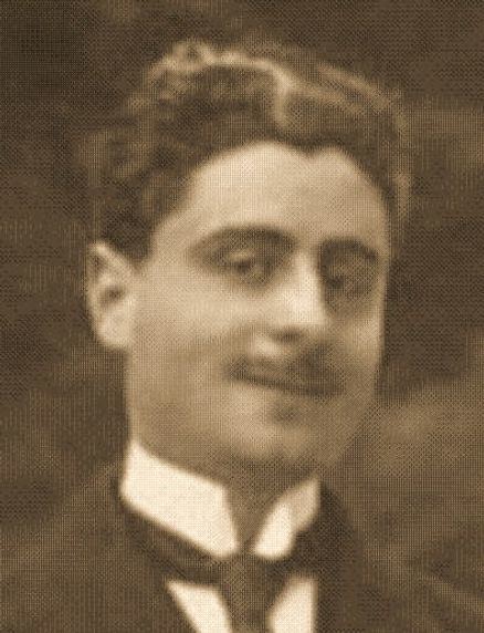 "<p>Armand Lunel, the last known speaker of Judeo-Provençal, who died in 1977. Jews were expelled from southern France in 1498, but remained in one area in the region under the jurisdiction of the Pope, where they could live in relative isolation. After the French Revolution made it legal for Jews to live anywhere in France,  the language began to disappear. Source:&nbsp;<a href=""https://www.jewishlanguages.org/judeo-provencal"" target=""_blank"">https://www.jewishlanguages.org/judeo-provencal</a></p>"