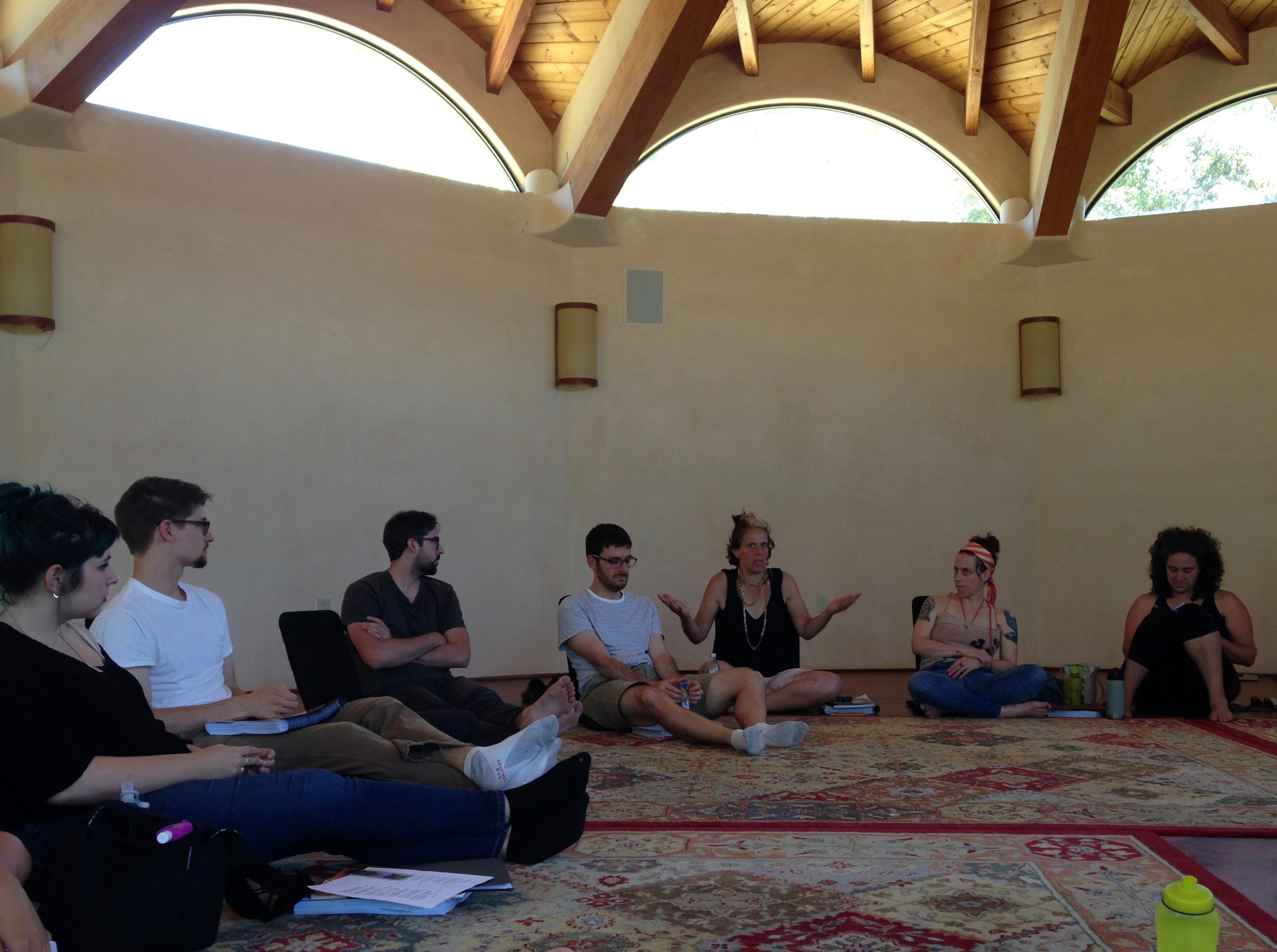 "<p>The Helix Project in Ojai, <span class=""caps"">CA</span>. Photo by Madeleine Cohen, with thanks to the Helix&nbsp;Project</p>"