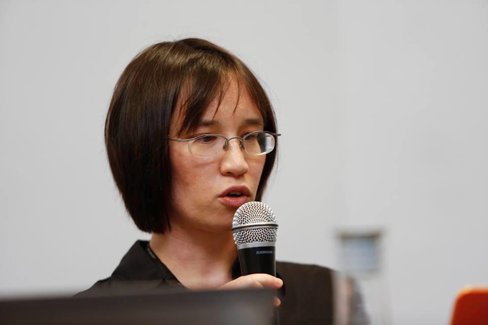<p>Janina Wurbs (Credit: Żydowski Instytut&nbsp;Historyczny)</p>