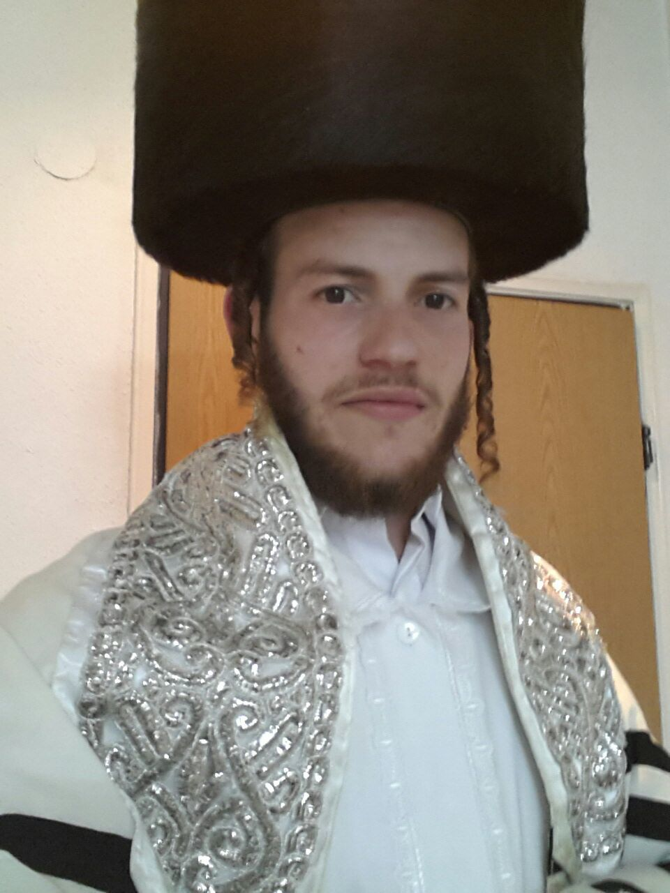 <p>Eli in his Hasidic&nbsp;days.</p>