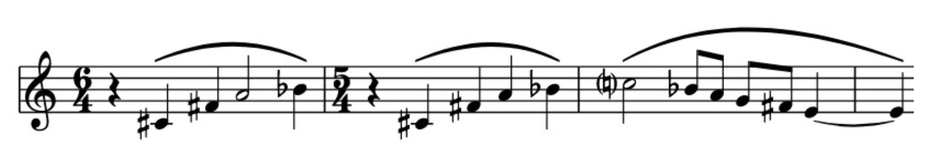 """<p><em>Dybbuk</em>. <span class=""""caps"""">IV</span>.The Dream: Bars <span class=""""numbers"""">25</span>–<span class=""""numbers"""">27</span>.</p>"""