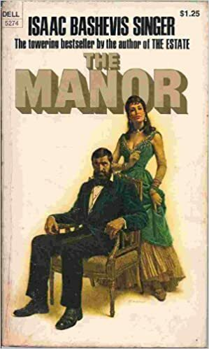 <p>Cover art for the English translation of Isaac Bashevis Singer's <em>The Manor </em>(<em>Der hoyf</em>), a&nbsp;novel featuring mixed&nbsp;dancing.</p>