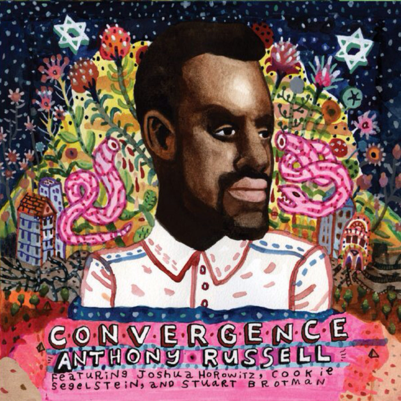 Review of Convergence, an Album of Multi-Diasporic Musical Longing by  Anthony Russell and Veretski Pass