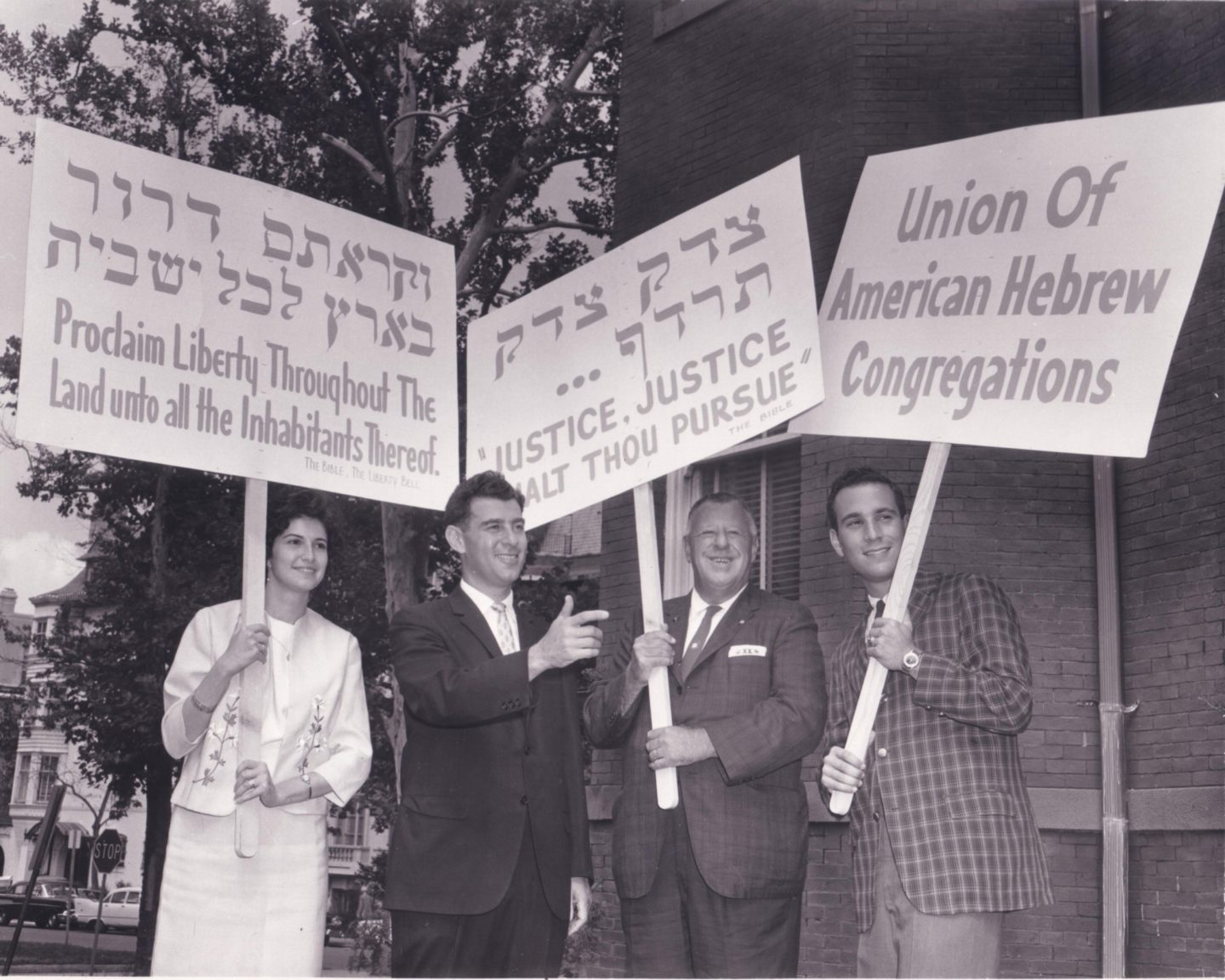 "<p>Jewish protesters at a 1963 march for Black civil rights (via&nbsp;<a href=""http://blogs.rj.org/rac/files/2014/04/63-civilrt.smarch.jpg""><span class=""caps"">RJ</span>.org</a>)</p>"