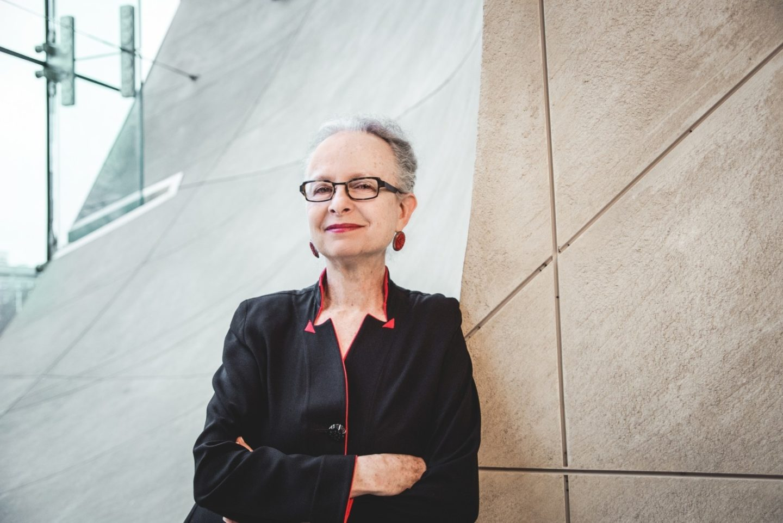 "<p>Professor Barbara Kirshenblatt-Gimblett, Chief Curator of the Core Exhibition of <span class=""caps"">POLIN</span> Museum of the History of PolishJews</p>"