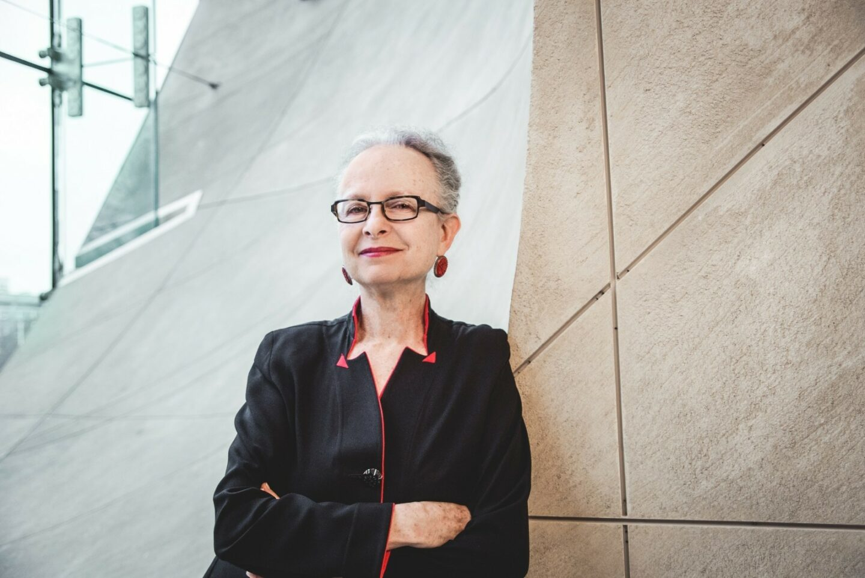 "<p>Professor Barbara Kirshenblatt-Gimblett, Chief Curator of the Core Exhibition of <span class=""caps"">POLIN</span> Museum of the History of Polish&nbsp;Jews</p>"