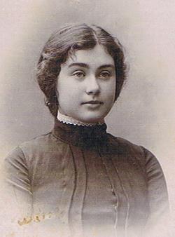 <p>Anna Margolin</p>