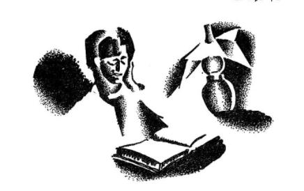 "<p>Todros Geller, Illustrations from Isidore Kopeloff, <em>Amolike yorn: iberlebungen fun a&nbsp;idish ingl in der alter heym</em> (New York: Matones,<span class=""numbers"">1931</span>).</p>"