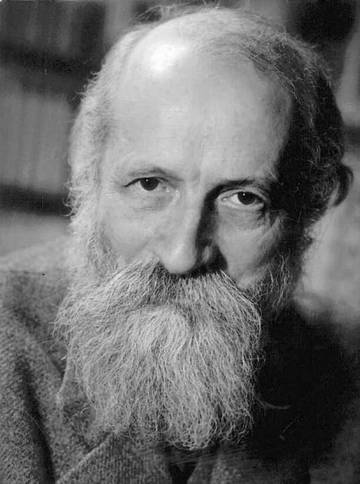 <p>Portrait of Martin Buber, taken between 1940 and 1950, from The David B. Keidan Collection of Digital Images from the Central Zionist Archives, via WikiMedia&nbsp;Commons.</p>