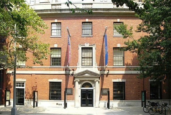 <p>The Center for Jewish History, New York&nbsp;City</p>