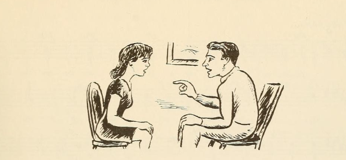 <p>Improvisational performance allows you to playfully elicit spontaneous speech in the target language. Illustration from <em>Lomir kinder zingen</em> (New York:Kinderbukh Publications,&nbsp;1970).</p>