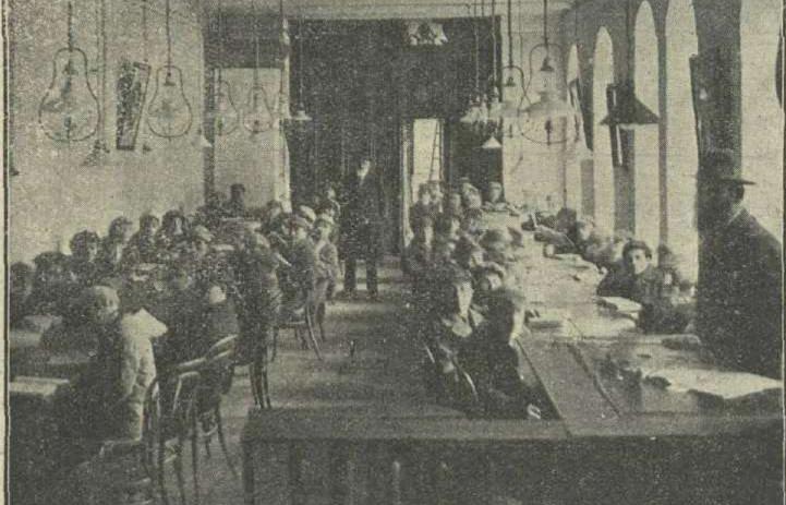 <p>Strashun Bibliotek, Vilna,&nbsp;1925</p>