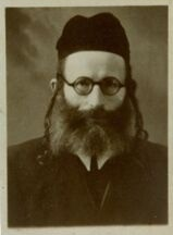 """<p>Photo of Reb Yitschok Meir Korman. Credit to <span class=""""caps"""">R. G. N.</span> and the """"Esh Tamid Tukad"""" Foundation for the memory of Braslever Hasidim inPoland. </p>"""