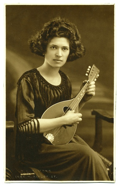 <p>Not Malka Lee, but Malka Heifetz Tussman</p>