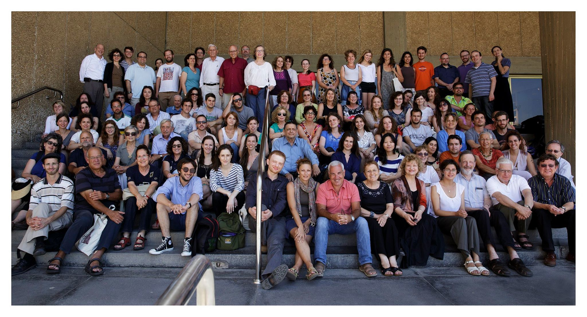 <p>Naomi Prawar Kadar International Yiddish Summer Program at Tel Aviv University (Tel Aviv,&nbsp;2017)</p>