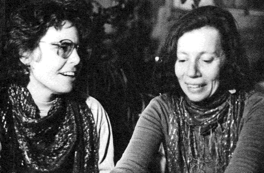 <p>Photo of Melanie Kaye/Krantowitz (left) and Irena Klepfisz (right), co-editors of <i>The Tribe of Dina: A Jewish Women's&nbsp;Anthology</i></p>