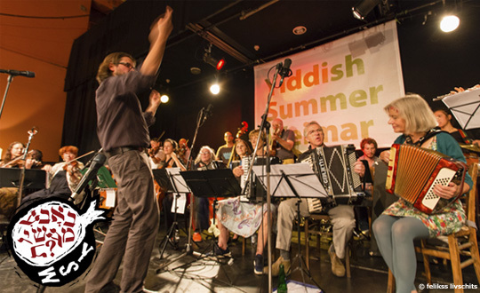 <p>Live performance at Yiddish Summer Weimar (Weimar,&nbsp;2016)</p>