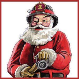 Fireman Santa Image