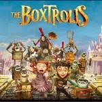 Box troll Movie Poster