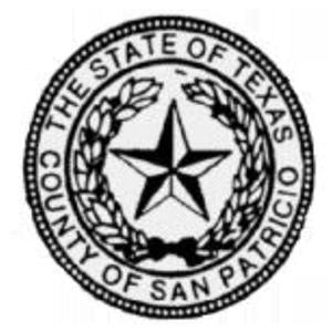 San Patricio County Logo