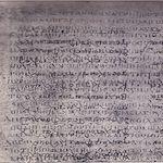 Palimpsests