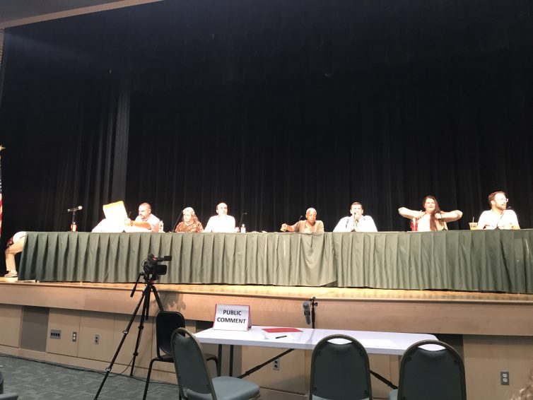 LIVEBLOGGING: Greenfield City Council, August 2019 monthly meeting