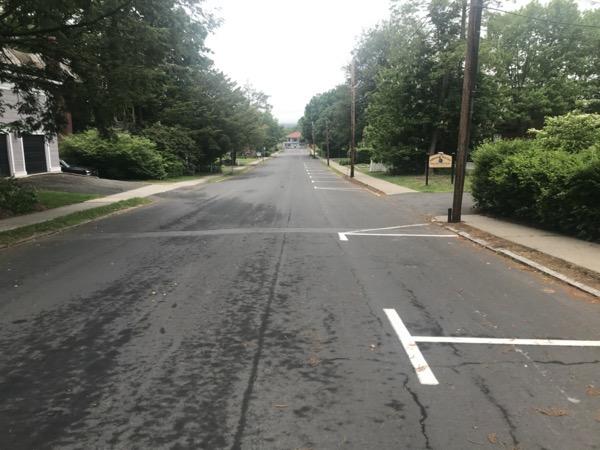 Church Street heading west