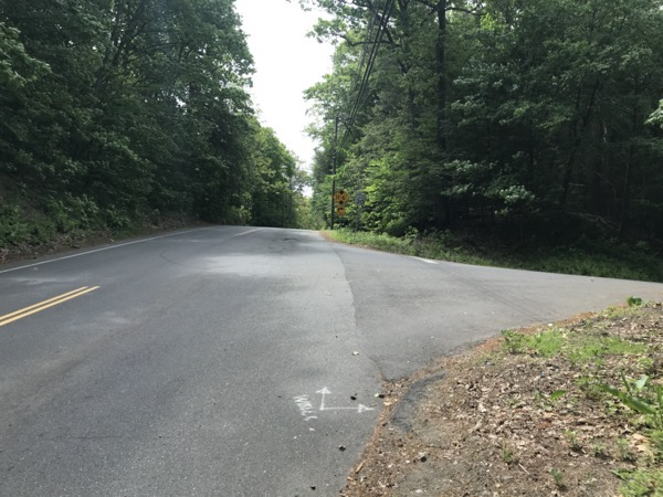 Maplet Street and Mountain Road