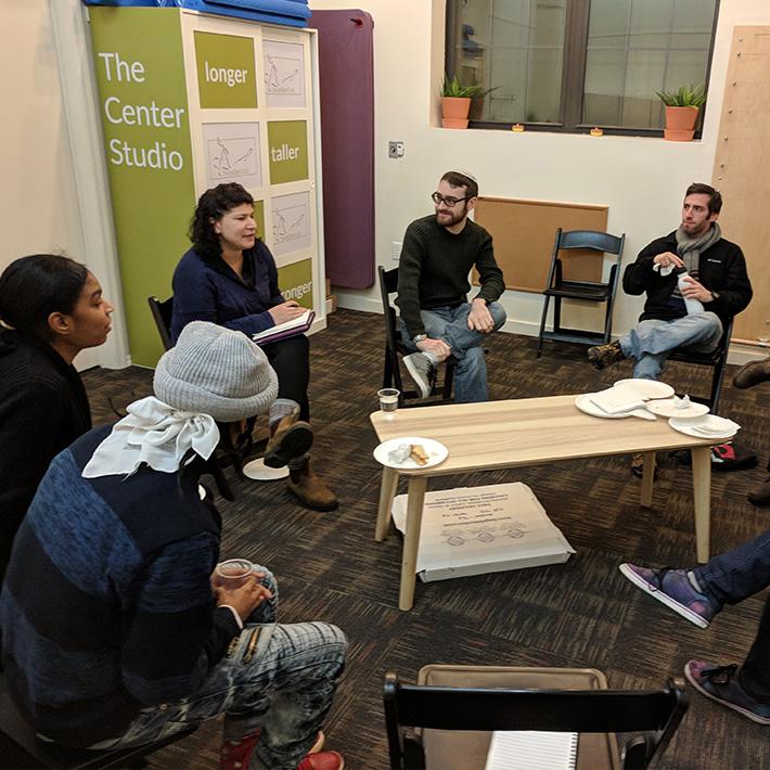 Exodus Play: Creating Ensemble