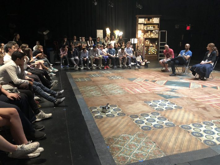 The Rebecca Play Review by Ramaz Student
