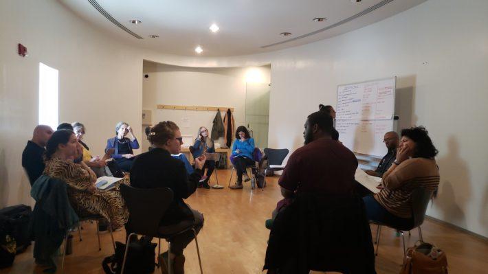 Exodus: Cincinnati, The First Text Study