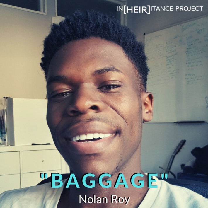 Humans of IP: Nolan Roy