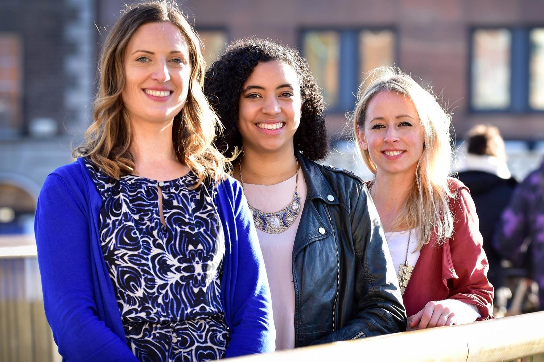 Need New Friends? Pamela Newenham of GirlCrew Can Help