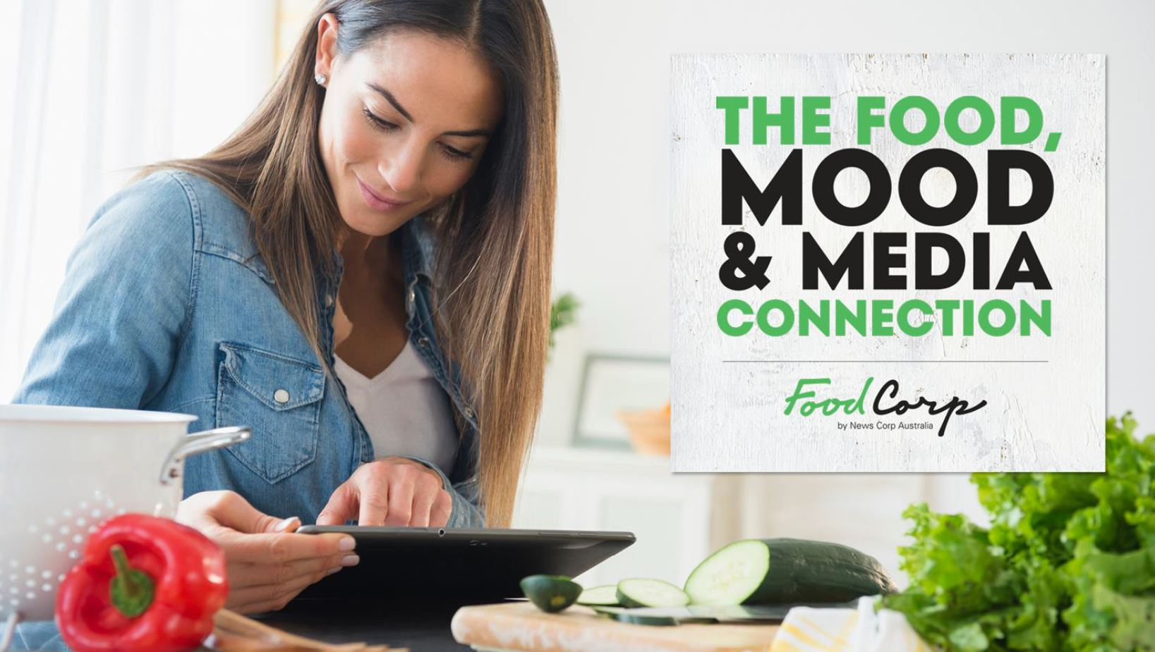 The Food, Mood and Media Connection