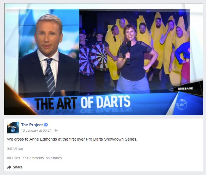 International Pro Darts Showdown Series