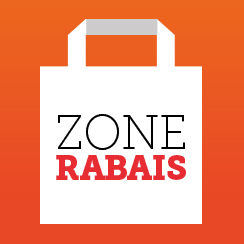 La Presse+ Digital Daily for tablets / Digital Flyer « Zone rabais »