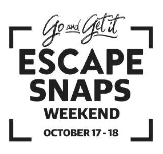 #EscapeSnaps