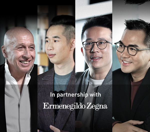 Ermenegildo Zegna - The Road I've Traveled