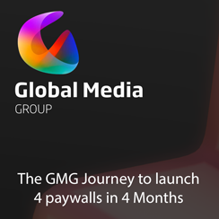 The GMG Journey to launch 4 paywalls in 4 Months